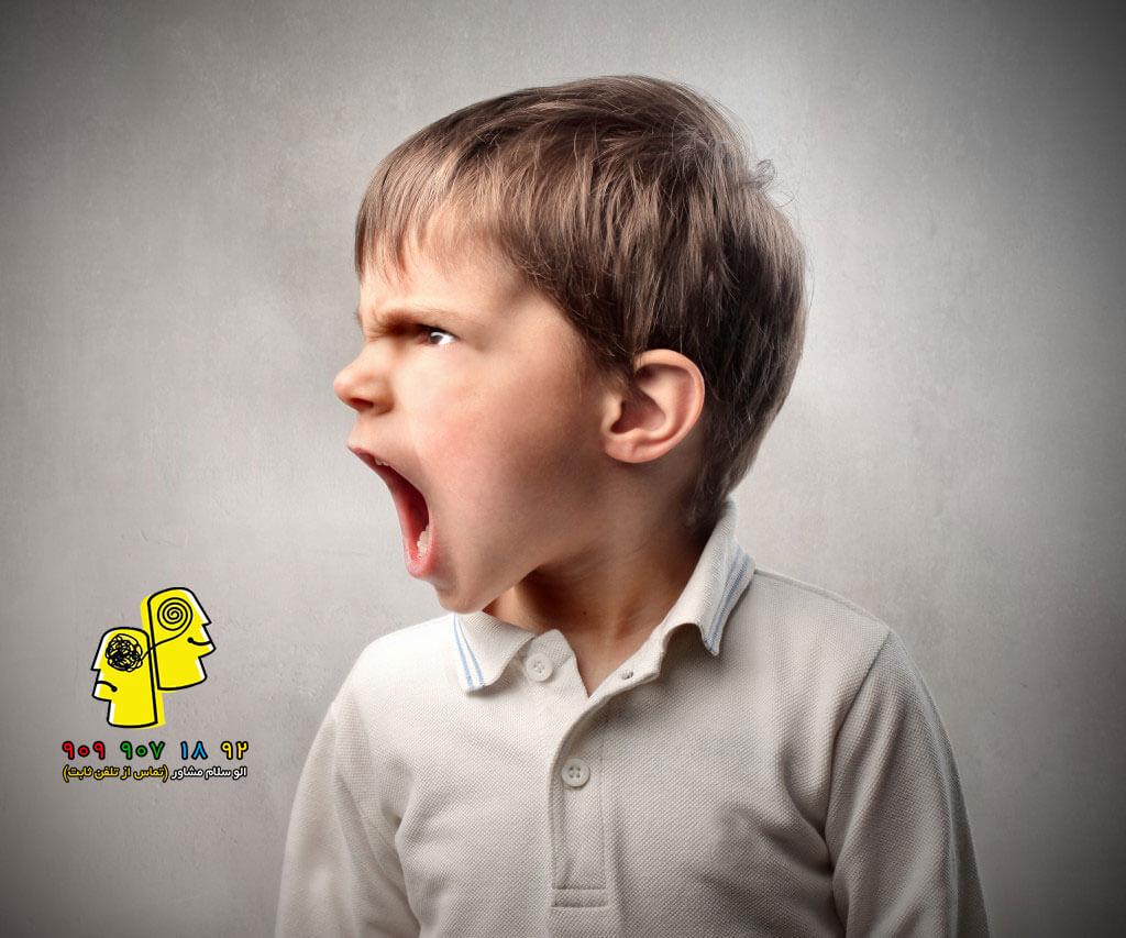 نحوه برخورد با کودکان پرخاشگر